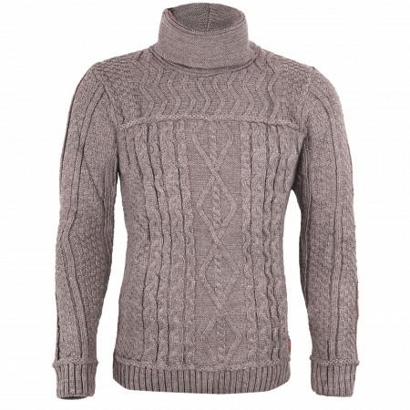 Bluză Brian Brown - Bluza este cel mai versatil articol vestimentar din sezonul rece, o piesă cu reputaţie a stilului casual având compoziţia 50% lână 50% acrilic - Deppo.ro