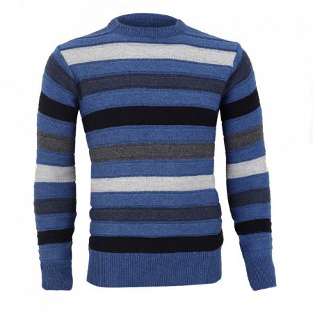 Bluză Lenin - Bluza este cel mai versatil articol vestimentar din sezonul rece, o piesă cu reputaţie a stilului casual având compoziţia 50% lână 50% acrilic - Deppo.ro