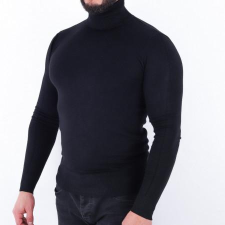 Bluză Xander Denim - Bluza simplă este cel mai versatil articol vestimentar din sezonul rece, o piesă cu reputaţie a stilului casual având compoziţia 81% Viscoză şi 19% Nailon - Deppo.ro