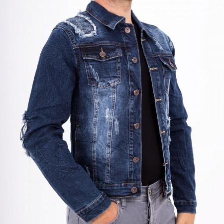 Geacă de Blugi Calin - Cumpără îmbrăcăminte și încălțăminte de calitate cu un stil aparte mereu în ton cu moda, prețuri accesibile și reduceri reale, transport în toată țara cu plata la ramburs - Deppo.ro