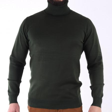 Bluză Maximilian Seaweed - Bluza simplă este cel mai versatil articol vestimentar din sezonul rece, o piesă cu reputaţie a stilului casual având compoziţia 81% Viscoză şi 19% Nailon - Deppo.ro