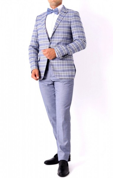 Costum slim fit Various - Deppo.ro
