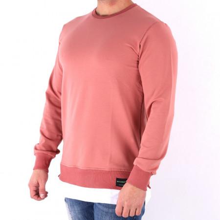 Bluză Alvin Candy - Bluza simplă este cel mai versatil articol vestimentar din sezonul rece, o piesă cu reputaţie a stilului casual având compoziţia 65% bumbac, 30% poliester şi 5% lycra - Deppo.ro