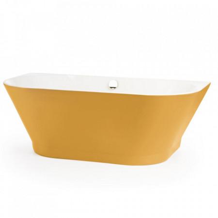 Cadă de baie OSLO LIMONIT - Căzile de baie din această gamă pot fi amplasate chiar și în afara ambientului unei băi. Simple, spațioase, cu design minimalist, căzile din noua gamă freestanding sunt o alegere sigură, potrivită oricărui stil ambiental. - Deppo.ro