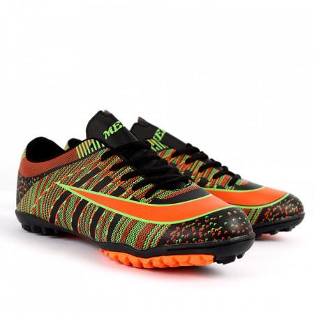Pantofi Sport cu crampoane cod 10205 Black - Pantofi sport cu crampoane  Ideali pentru iubitorii de sporturi - Deppo.ro