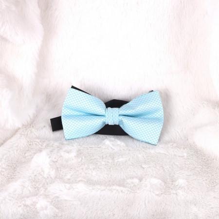 Papion alb aqua - Cumpără îmbrăcăminte, încăltăminte și accesorii de calitate cu un stil aparte mereu în ton cu moda, prețuri accesibile și reduceri reale, transport în toată țara cu plata la ramburs - Deppo.ro