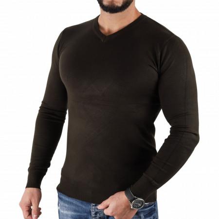 Bluză Felix Kakhi - Bluza simplă este cel mai versatil articol vestimentar din sezonul rece, o piesă cu reputaţie a stilului casual având compoziţia 50% Viscoză 28% PPTşi 22% Elastan - Deppo.ro
