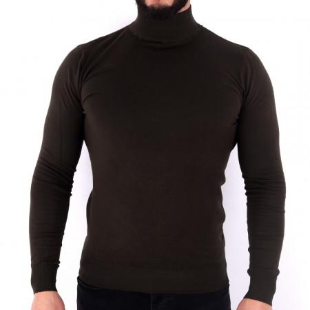 Bluză Xander Seaweed - Bluza simplă este cel mai versatil articol vestimentar din sezonul rece, o piesă cu reputaţie a stilului casual având compoziţia 81% Viscoză şi 19% Nailon - Deppo.ro
