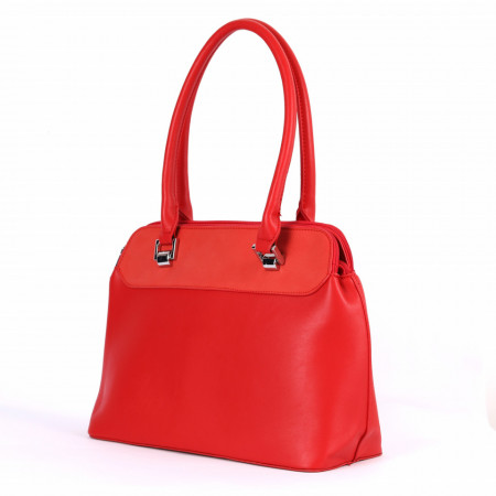 Geantă Kimberly - Un accesoriu modern, stilat care emană incredere si optimism! Nuanțele culorilor produselor pot să difere ușor, ca urmare a procesului de execuție al fotografiilor sau a setărilor monitorului tău - Deppo.ro