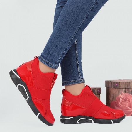Pantofi Sport Cod 679 - Pantofi sport dinpânză și piele ecologică  Foarte comfortabili - Deppo.ro