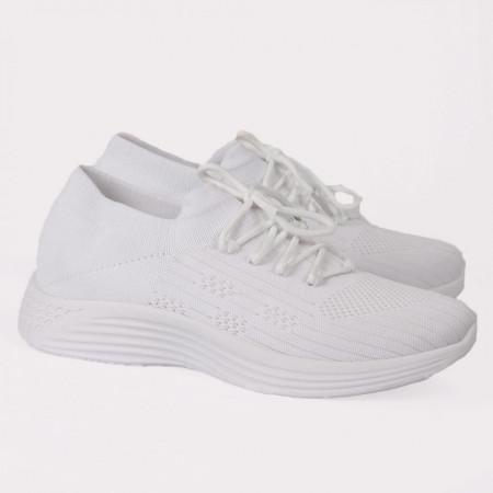 Pantofi Sport Cod 684 - Pantofi sport din pânză Închidere prin șiret Foarte comfortabili - Deppo.ro