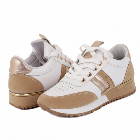 Pantofi Sport Lexie White