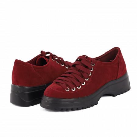 Pantofi Yaritza Maroon