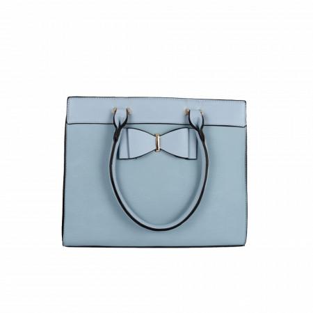 Geantă Giovanna - Un accesoriu modern, stilat care emană incredere si optimism! Nuanțele culorilor produselor pot să difere ușor, ca urmare a procesului de execuție al fotografiilor sau a setărilor monitorului tău - Deppo.ro