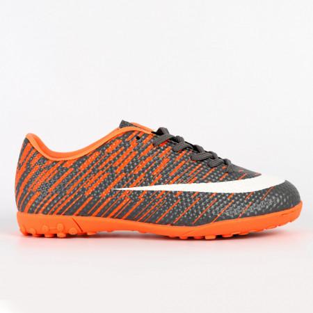 Pantofi sport cu crampoane cod CX8847-1 Grey - Pantofi sport pentru băieți  Foarte comozi  Ideali pentru ieșiri și practicarea exercițiilor în aer liber - Deppo.ro