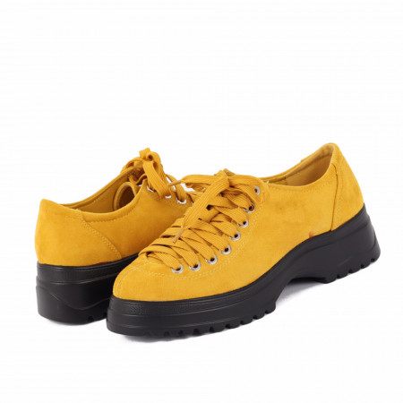 Pantofi Yaritza Yellow