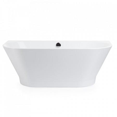 Cadă de baie BRISTOL - Căzile de baie din această gamă pot fi amplasate chiar și în afara ambientului unei băi. Simple, spațioase, cu design minimalist, căzile din noua gamă freestanding sunt o alegere sigură, potrivită oricărui stil ambiental. - Deppo.ro