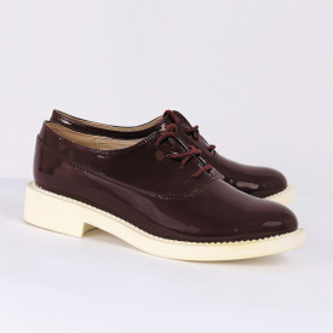 Pantofi pentru dame cod ZA1 Maroon