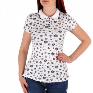 Tricou pentru dame cod TFL10 White