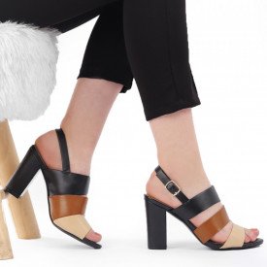 Sandale pentru dame cod Z02 Black