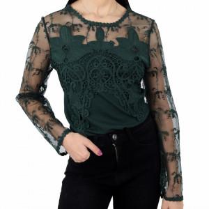 Bluză Jazmyn Green