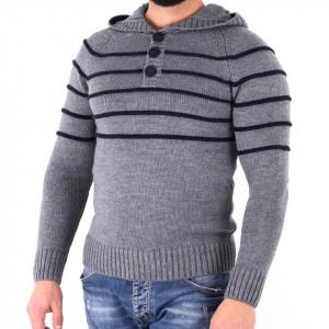Bluză Simon Grey