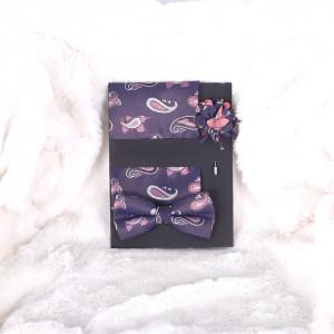 Pachet batistă, papion și broșă David - Cumpără îmbrăcăminte, încăltăminte și accesorii de calitate cu un stil aparte mereu în ton cu moda, prețuri accesibile și reduceri reale, transport în toată țara cu plata la ramburs - Deppo.ro