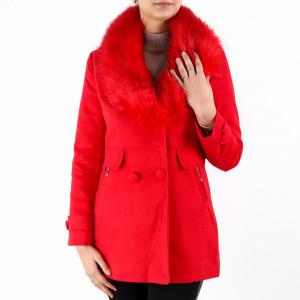 Palton Maia Red
