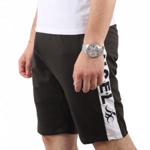 Pantaloni scurți pentru bărbați cod NCEL02 Khaki