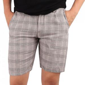 Pantaloni scurți pentru bărbați cod W-7181 Khaki