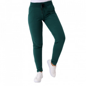 Pantaloni sport pentru dame cod DD89 Green