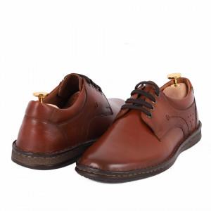 Pantofi din piele naturală Arlen Maro
