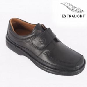 Pantofi din piele naturală pentru bărbați cod 220 N Scai