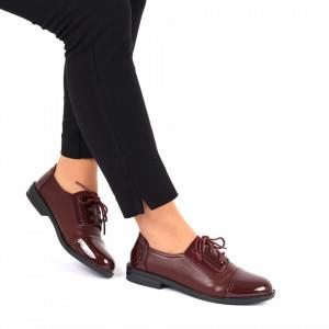 Pantofi pentru dame cod F26 Roși