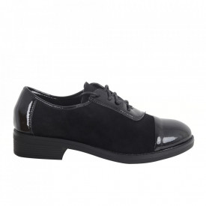 Pantofi pentru dame cod H-22 Black