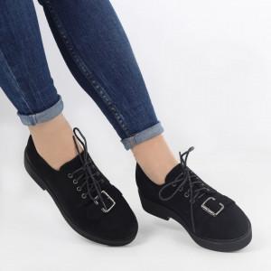 Pantofi pentru dame cod XH-33A Black
