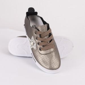 Pantofi sport cod CP81 Gold