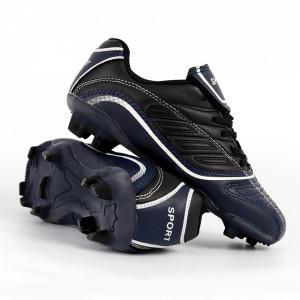 Pantofi sport cu crampoane cod C8513-2 Navy - Pantofi sport cu crampoane  Foarte comozi  Ideali pentru ieșiri și practicarea exercițiilor în aer liber - Deppo.ro