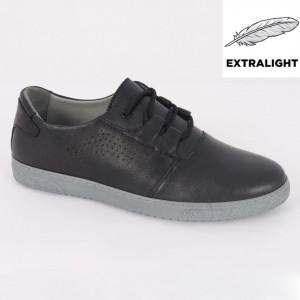 Pantofi Sport din piele naturală pentru bărbați cod 047 Siyah