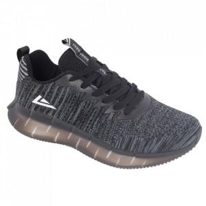 Pantofi sport pentru bărbați cod 2005-3 Black