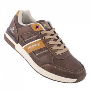 Pantofi sport pentru bărbați cod ARD1017-3 Brown