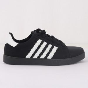 Pantofi Sport pentru bărbați cod B-2819 Black/White