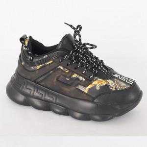 Pantofi Sport pentru bărbați cod H3-1 Black