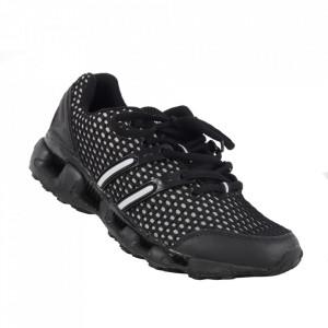 Pantofi sport pentru bărbați cod N98A Black/White