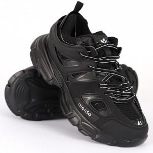 Pantofi Sport pentru bărbați ZP192 Black