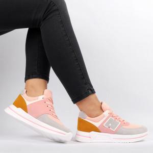 Pantofi Sport pentru dame Cod ABC-331-Pink
