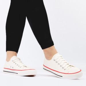 Pantofi Sport pentru dame Cod Ten85-White