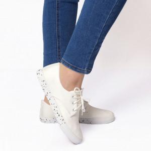 Pantofi Sport pentru dame Cod TN 2207 White
