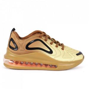 Pantofi Sport pentru dame Cod ZL989 Beige