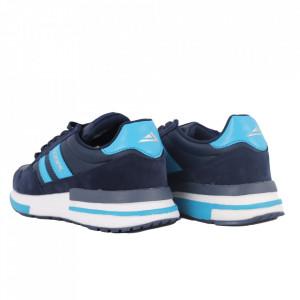 Pantofi sport pentru femei cod 2010-3-1 Deep Blue - Pantofi pentru bărbați foarte comozi. - Deppo.ro